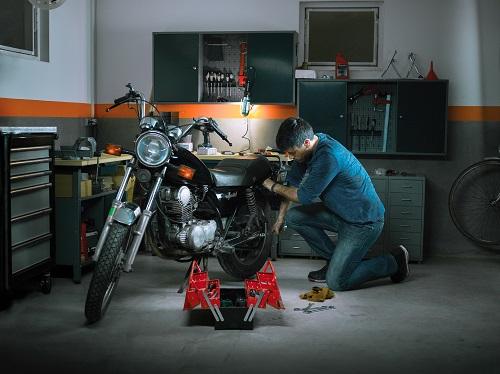 la bulle pour moto